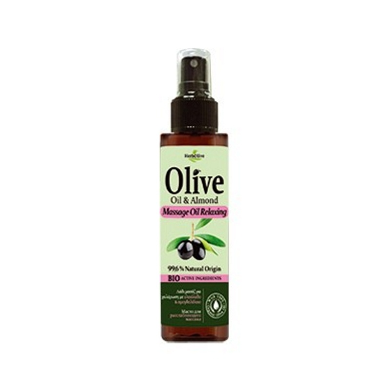 HERBOLIVE BODY MASSAGE OIL RELAXING 150ml