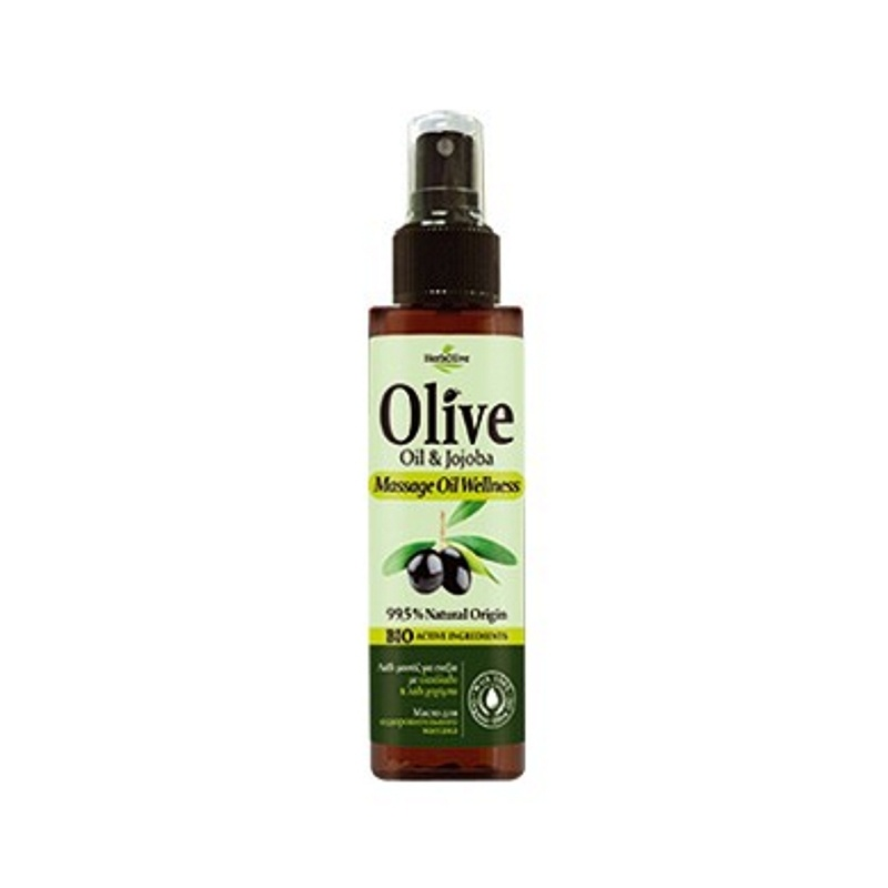 HERBOLIVE BODY MASSAGE OIL WELLNESS 150ml