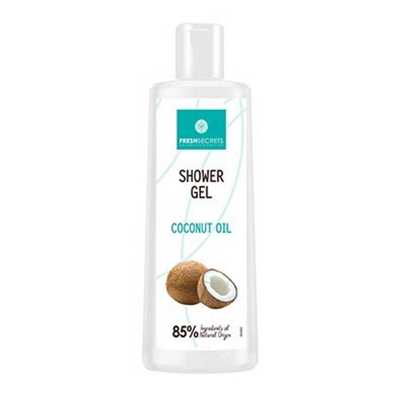 FRESH SECRETS COCONUT BODY SHOWER GEL 200ml