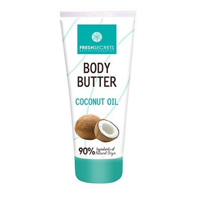 FRESH SECRETS COCONUT BODY BUTTER 200ml