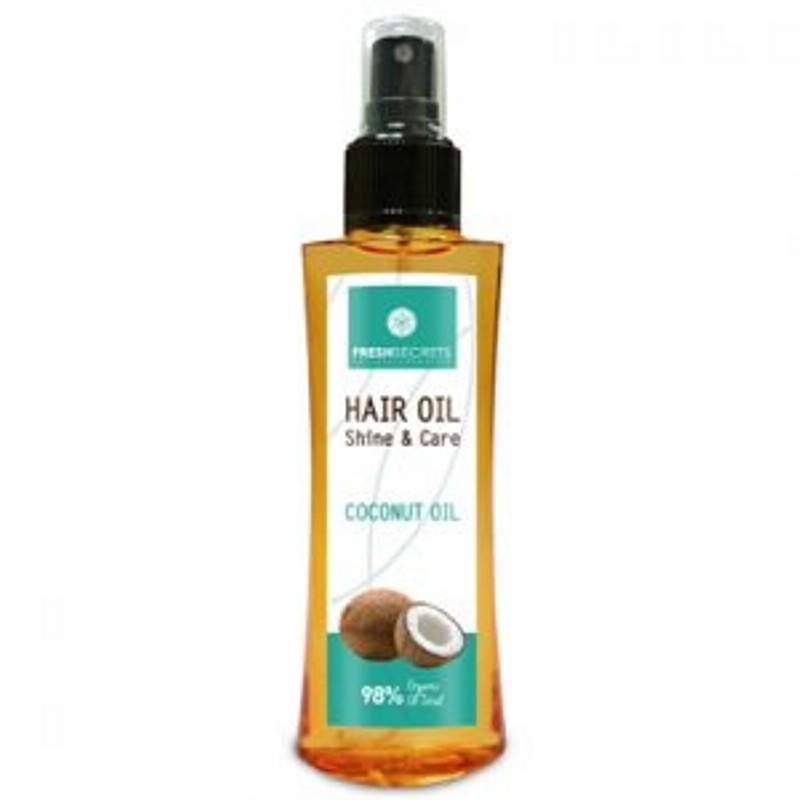 FRESH SECRETS COCONUT HAIR OIL 150ml