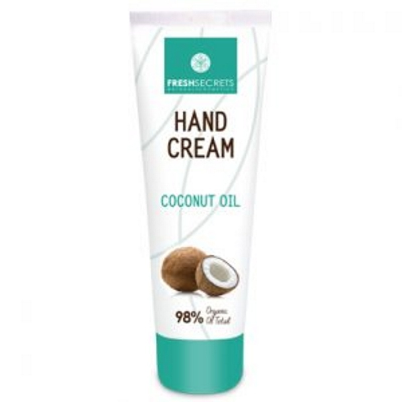FRESH SECRETS COCONUT HAND CREAM 100ml