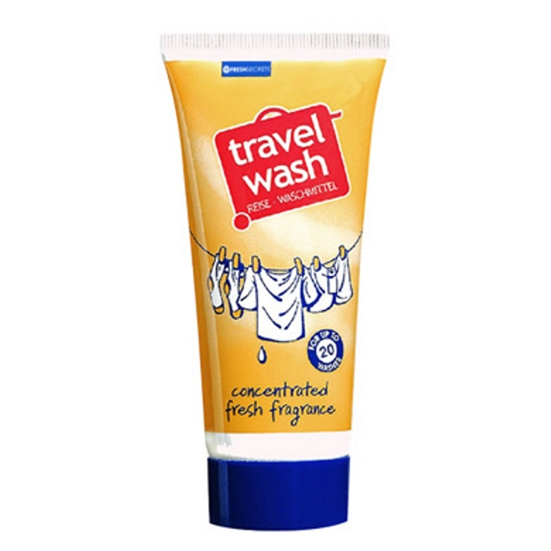 FRESH SECRETS TRAVEL WASH 100ml (14τεμ. ΣΥΣΚΕΥΑΣΙΑ)