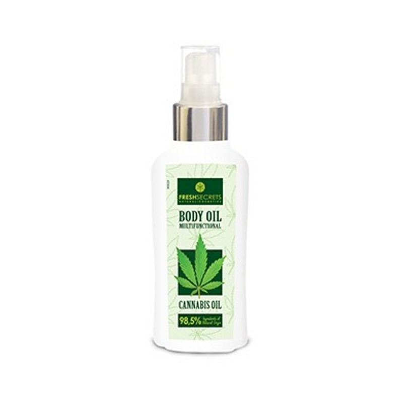 CANNABIS BODY OIL MULTI FUNCTIONAL 100ml