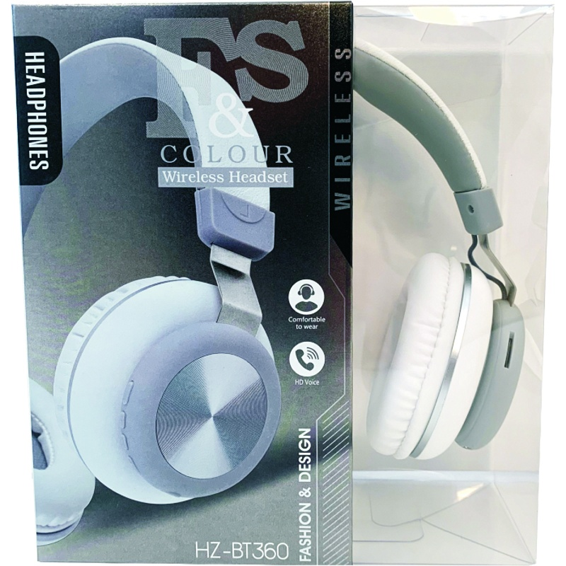 ΑΣΥΡΜΑΤΑ ΑΚΟΥΣΤΙΚΑ HEADPHONES ΜΕ ΘΥΡΑ TF card - EX BASS - 9hours - up to 85dB - Microphone JMMD-1906