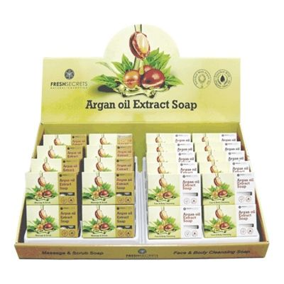Argan Oil Soaps