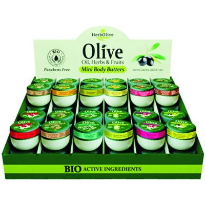 Mini Body Butters