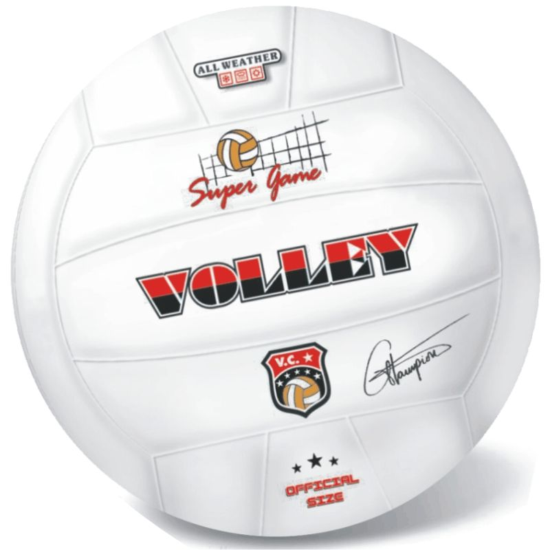 VOLLEY CHAMPIONS 21cm ΜΠΑΛΑ